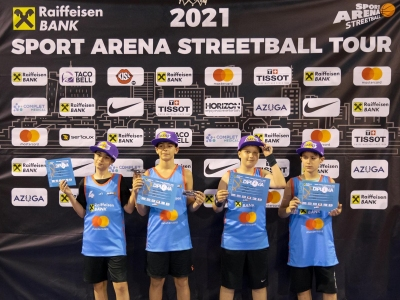 Complet Medical la Street Arena Streetball TourComplet Medical la Street Arena Streetball Tour